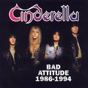 Image for 'Bad Attitude: 1986-1994'
