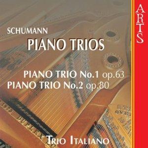 Image for 'Piano Trio No.1 In D Minor Op.63 (1847): II. Lebhaft, Doch Nicht Zu Rasch (Schumann)'