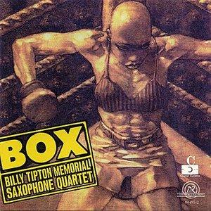 Image for 'Billy Tipton Memorial Saxophone Quartet: Box'