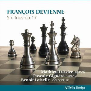 Image for 'Devienne: Six Trios, Op. 17'