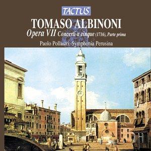 Image for 'Albinoni: Opera VII'