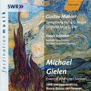 Bild för 'Mahler: Symphony No.  4 in G Major / Schreker: Prelude To A Drama'
