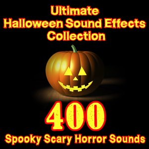 Imagem de 'Ultimate Halloween Sound Effects Collection – 400 Spooky Scary Horror Sounds'