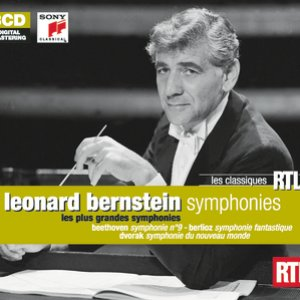 Image for 'Bernstein - Les Plus Grandes Symphonies'