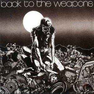 Image for 'Back to the Weapons'