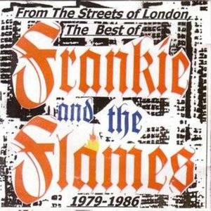 Image for 'The Best Of Frankie And The Flames 1979-1986'