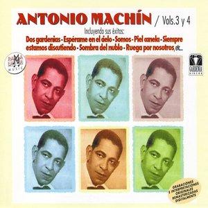 Image for 'Antonio Machín Vol.3 y 4'