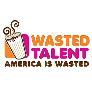 Bild für 'America Is Wasted'