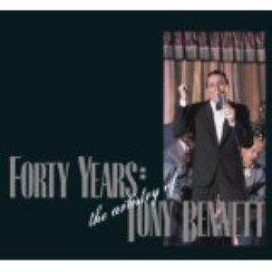 Bild für '40 Years: The Artistry of Tony Bennett, Volume 3'