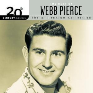 Imagen de '20th Century Masters: The Millennium Collection: Best Of Webb Pierce'