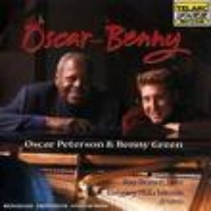 Image for 'Oscar Peterson & Benny Green'