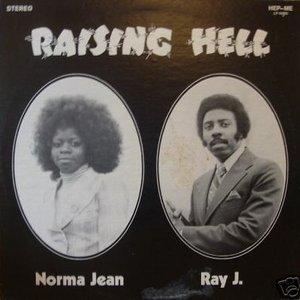 Imagem de 'Norma Jean & Ray J'