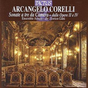 Image for 'Opera IV: Sonata X in Sol maggiore'
