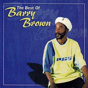 Imagem de 'The Best of Barry Brown'