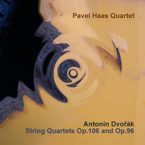 Immagine per 'String Quartets Op.106 and Op.96 (Pavel Haas Quartet)'
