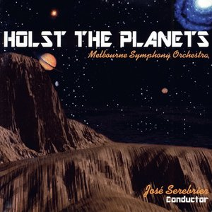 Image for 'Gustav Holst : The Planets'