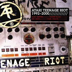 Image for 'Atari Teenage Riot (1992-2000)'