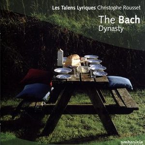 Image for 'Bach: Dynasty'