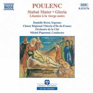 Image for 'POULENC: Stabat Mater / Gloria / Litanies'