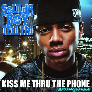 Imagem de 'Kiss me thru the phone'