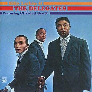Image for 'Billy Larkin & The Delegates'