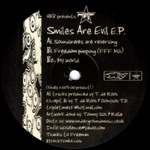 Image for 'Smiles Are Evil E.P.'