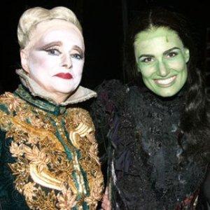 Image for 'Carole Shelley & Idina Menzel'
