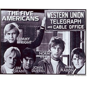 Image for 'The Five Americans'