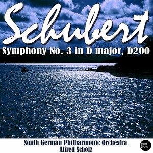 Image for 'Schubert: Symphony No. 3 in D major, D200'