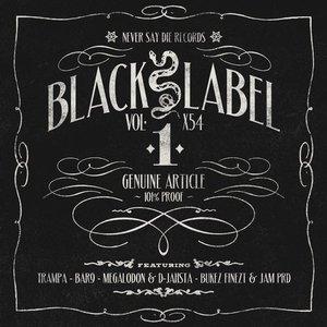 Image for 'Black Label Vol.1'