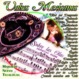 Image for 'Valses Mexicanos'