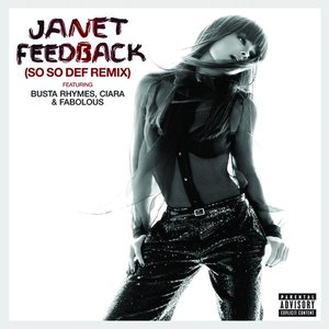 Image for 'Feedback (So So Def Remix) [feat. Busta Rhymes, Ciara & Fabolous] - Single'