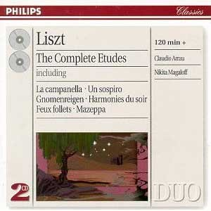 Image for 'Liszt: The Complete Etudes'