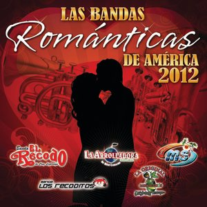 Image for 'Las Bandas Románticas De América 2012'