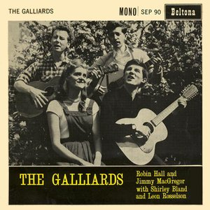Image for 'The Galliards'