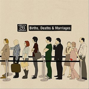 Image for 'Births, Deaths & Marriages'