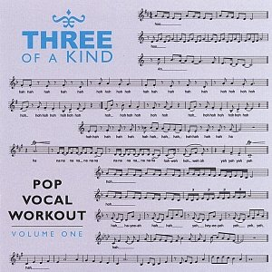Immagine per 'Pop Vocal Workout Volume One'