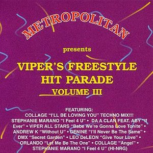 Image for 'Viper's Freestyle Hit Parade Volume 3'