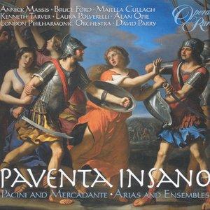 Image for 'Pacini / Mercadante: Paventa Insano - Arias and Ensembles'