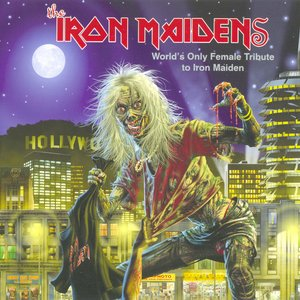 Imagem de 'World's Only Female Tribute to Iron Maiden'