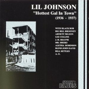 Image for 'Lil Johnson'