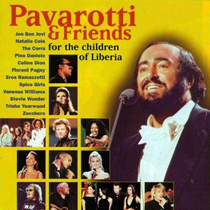 Image for 'Pavarotti & Friends For The Children Of Liberia'