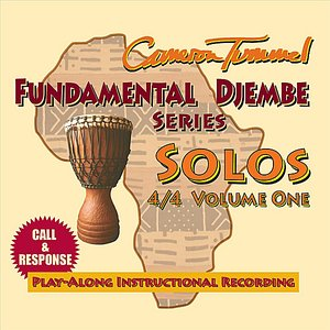 Image for 'Fundamental Djembe Solos 4/4, Vol. One'