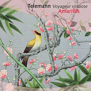 Image for 'Telemann: Voyageur virtuose'