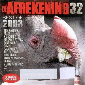 Image for 'De Afrekening, Volume 32: Best of 2003 (disc 1)'
