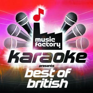 Image for 'Music Factory Karaoke Presents Best Of British'