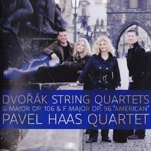 Imagen de 'DVOŘÁK: String Quartets Op.106 and Op.96 (American)'