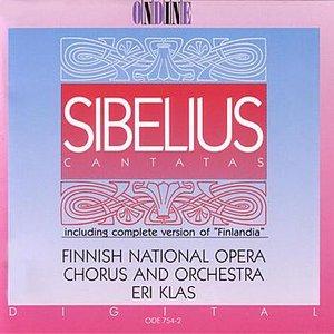 Image for 'Sibelius: Cantatas'