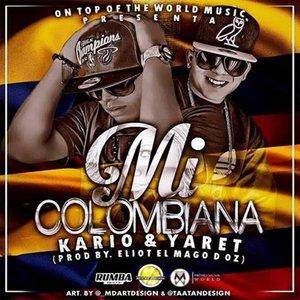 Image pour 'Mi Colombiana'