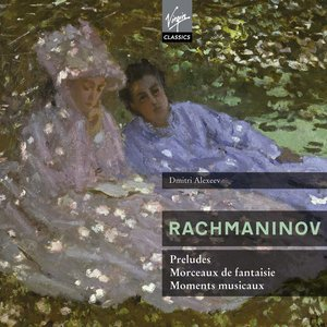 Image for 'Rachmaninov - Preludes'